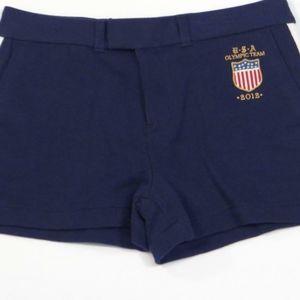 Ralph Lauren 2012 USA Olympic Team shorts
